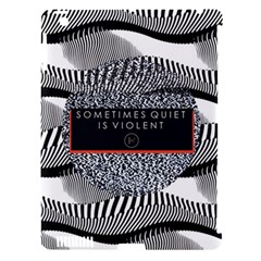 Sometimes Quiet Is Violent Twenty One Pilots The Meaning Of Blurryface Album Apple Ipad 3/4 Hardshell Case (compatible With Smart Cover)