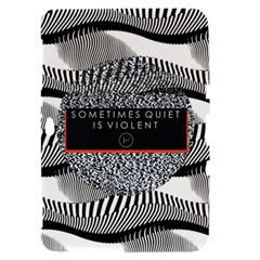 Sometimes Quiet Is Violent Twenty One Pilots The Meaning Of Blurryface Album Samsung Galaxy Tab 8.9  P7300 Hardshell Case