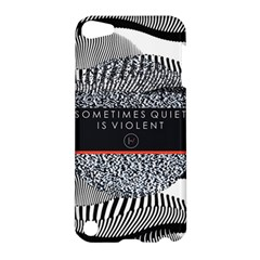 Sometimes Quiet Is Violent Twenty One Pilots The Meaning Of Blurryface Album Apple iPod Touch 5 Hardshell Case