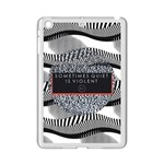 Sometimes Quiet Is Violent Twenty One Pilots The Meaning Of Blurryface Album iPad Mini 2 Enamel Coated Cases Front