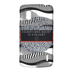 Sometimes Quiet Is Violent Twenty One Pilots The Meaning Of Blurryface Album LG Nexus 4