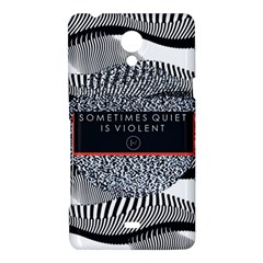 Sometimes Quiet Is Violent Twenty One Pilots The Meaning Of Blurryface Album Sony Xperia T
