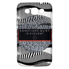 Sometimes Quiet Is Violent Twenty One Pilots The Meaning Of Blurryface Album Samsung Galaxy Win I8550 Hardshell Case