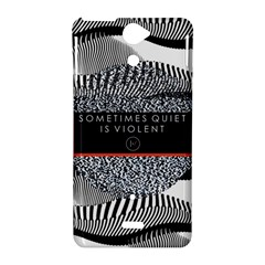Sometimes Quiet Is Violent Twenty One Pilots The Meaning Of Blurryface Album Sony Xperia V