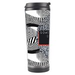 Sometimes Quiet Is Violent Twenty One Pilots The Meaning Of Blurryface Album Travel Tumbler Left