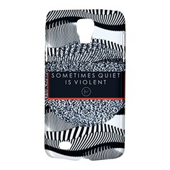 Sometimes Quiet Is Violent Twenty One Pilots The Meaning Of Blurryface Album Galaxy S4 Active