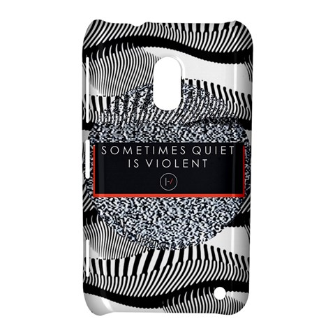 Sometimes Quiet Is Violent Twenty One Pilots The Meaning Of Blurryface Album Nokia Lumia 620