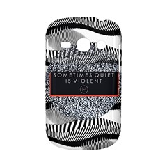 Sometimes Quiet Is Violent Twenty One Pilots The Meaning Of Blurryface Album Samsung Galaxy S6810 Hardshell Case