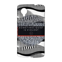 Sometimes Quiet Is Violent Twenty One Pilots The Meaning Of Blurryface Album LG Nexus 5