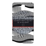 Sometimes Quiet Is Violent Twenty One Pilots The Meaning Of Blurryface Album Samsung Galaxy Note 3 N9005 Hardshell Back Case Front