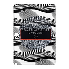 Sometimes Quiet Is Violent Twenty One Pilots The Meaning Of Blurryface Album Samsung Galaxy Tab Pro 12 2 Hardshell Case