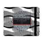 Sometimes Quiet Is Violent Twenty One Pilots The Meaning Of Blurryface Album Samsung Galaxy Tab Pro 8.4  Flip Case Front