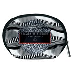 Sometimes Quiet Is Violent Twenty One Pilots The Meaning Of Blurryface Album Accessory Pouches (Medium)  Back