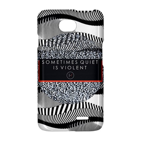 Sometimes Quiet Is Violent Twenty One Pilots The Meaning Of Blurryface Album LG Optimus L70