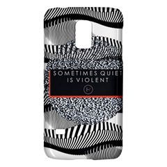 Sometimes Quiet Is Violent Twenty One Pilots The Meaning Of Blurryface Album Galaxy S5 Mini
