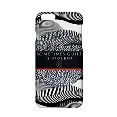 Sometimes Quiet Is Violent Twenty One Pilots The Meaning Of Blurryface Album Apple iPhone 6/6S Hardshell Case
