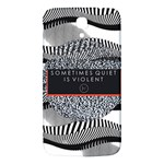 Sometimes Quiet Is Violent Twenty One Pilots The Meaning Of Blurryface Album Samsung Galaxy Mega I9200 Hardshell Back Case Front