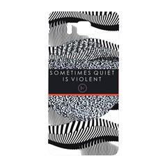 Sometimes Quiet Is Violent Twenty One Pilots The Meaning Of Blurryface Album Samsung Galaxy Alpha Hardshell Back Case