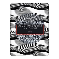 Sometimes Quiet Is Violent Twenty One Pilots The Meaning Of Blurryface Album Samsung Galaxy Tab S (10 5 ) Hardshell Case