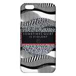 Sometimes Quiet Is Violent Twenty One Pilots The Meaning Of Blurryface Album iPhone 6 Plus/6S Plus TPU Case Front