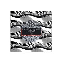 Sometimes Quiet Is Violent Twenty One Pilots The Meaning Of Blurryface Album Satin Bandana Scarf