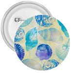 Seashells 3  Buttons Front
