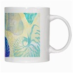 Seashells White Mugs Right