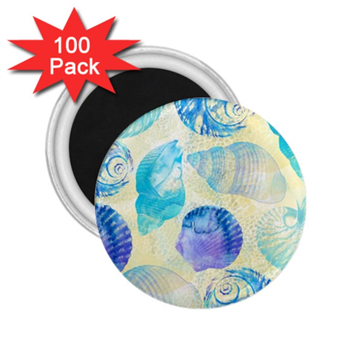Seashells 2.25  Magnets (100 pack)