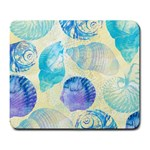 Seashells Large Mousepads Front