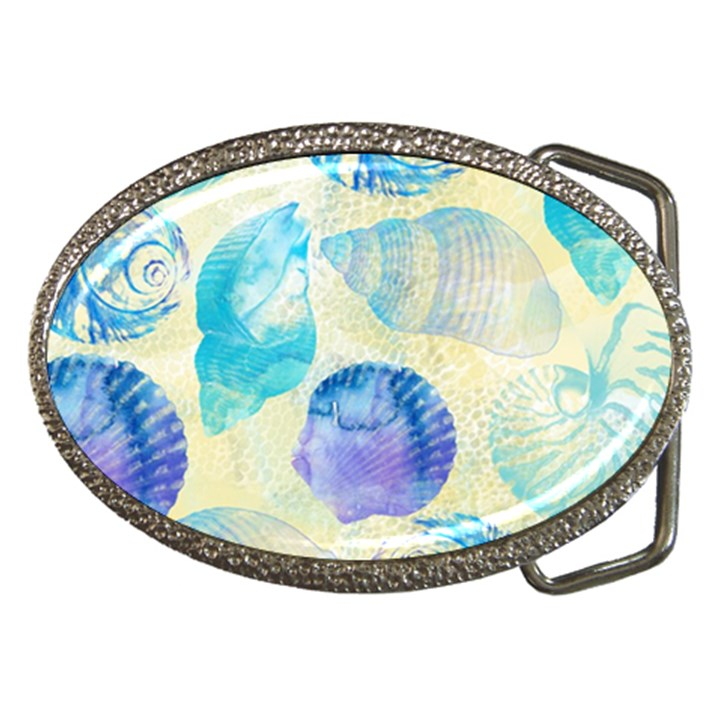 Seashells Belt Buckles