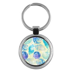 Seashells Key Chains (Round)