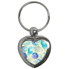 Seashells Key Chains (Heart)