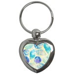Seashells Key Chains (Heart)  Front