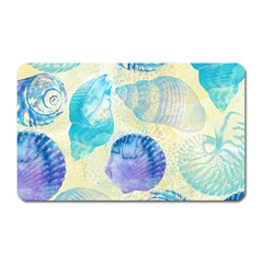 Seashells Magnet (Rectangular)