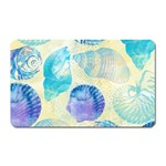 Seashells Magnet (Rectangular) Front