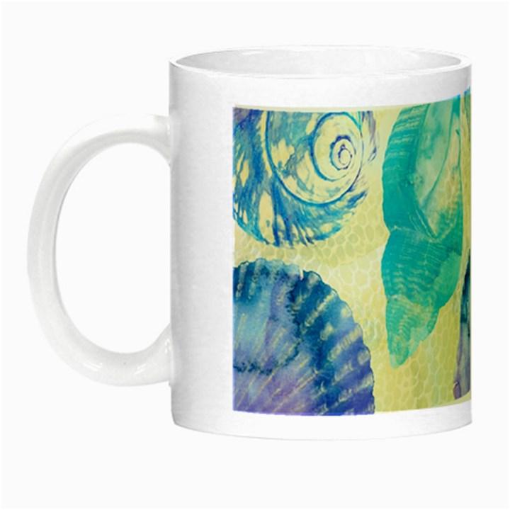 Seashells Night Luminous Mugs