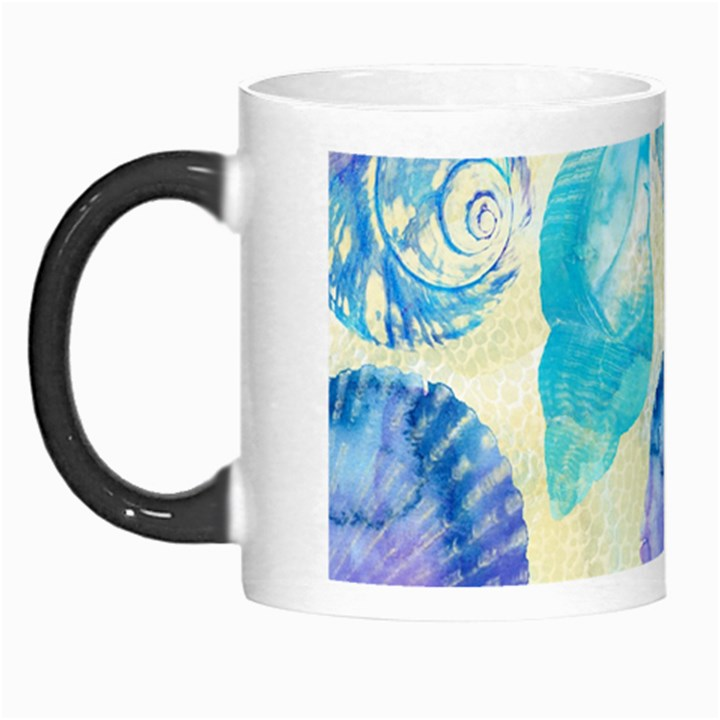 Seashells Morph Mugs