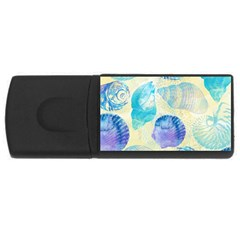 Seashells USB Flash Drive Rectangular (4 GB)