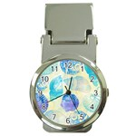 Seashells Money Clip Watches Front