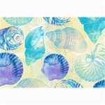 Seashells Collage Prints 18 x12 Print - 3