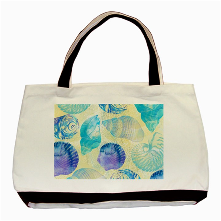 Seashells Basic Tote Bag