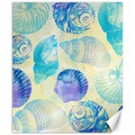 Seashells Canvas 8  x 10  10.02 x8 Canvas - 1