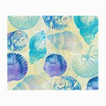 Seashells Small Glasses Cloth (2-Side) Front