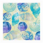 Seashells Medium Glasses Cloth (2-Side) Front