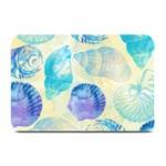 Seashells Plate Mats 18 x12 Plate Mat - 1