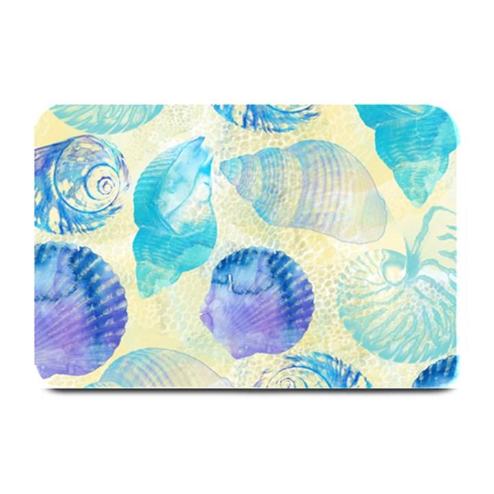 Seashells Plate Mats
