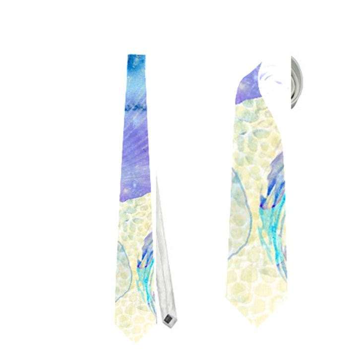 Seashells Neckties (One Side)