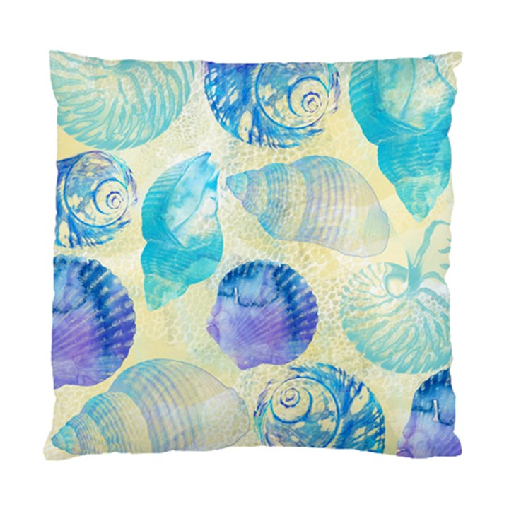 Seashells Standard Cushion Case (One Side)