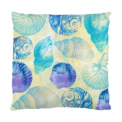 Seashells Standard Cushion Case (Two Sides)