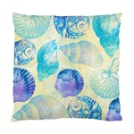 Seashells Standard Cushion Case (Two Sides) Back